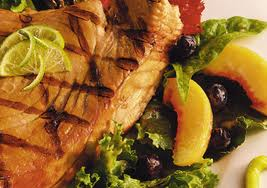 Great grilled fish